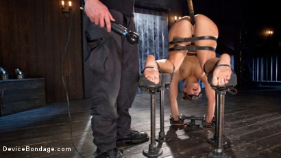 Photo number 12 from 19 Year Old Danger! shot for Device Bondage on Kink.com. Featuring Abella Danger and The Pope in hardcore BDSM & Fetish porn.