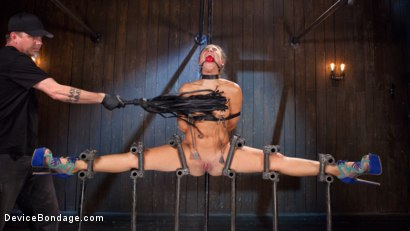 Photo number 8 from 19 Year Old Danger! shot for Device Bondage on Kink.com. Featuring Abella Danger and The Pope in hardcore BDSM & Fetish porn.