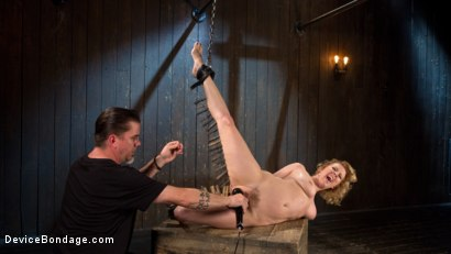 Photo number 10 from Cherry Torn's True Colors shot for Device Bondage on Kink.com. Featuring Cherry Torn and The Pope in hardcore BDSM & Fetish porn.
