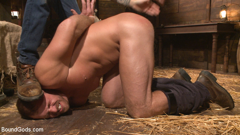 juicy country ass will pay with a bdsm torment