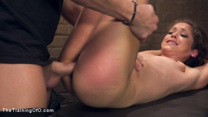 Photo number 2 from Training the Bad Girl: Ziggy Star shot for The Training Of O on Kink.com. Featuring Xander Corvus and Ziggy Star in hardcore BDSM & Fetish porn.