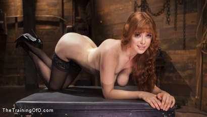 Photo number 1 from Anal Sex Slave Penny Pax: In Service shot for The Training Of O on Kink.com. Featuring John Strong and Penny Pax in hardcore BDSM & Fetish porn.
