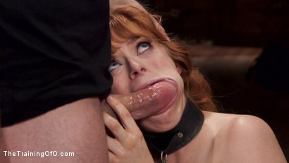 Photo number 2 from Anal Sex Slave Penny Pax: In Service shot for The Training Of O on Kink.com. Featuring John Strong and Penny Pax in hardcore BDSM & Fetish porn.