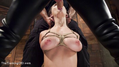 Photo number 3 from Ashley Adams' Slave Desires: Training Ashley Day One shot for The Training Of O on Kink.com. Featuring Ashley Adams and Owen Gray in hardcore BDSM & Fetish porn.