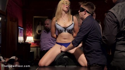 Photo number 18 from Young Anal Slut Trained in Cock Worship shot for The Upper Floor on Kink.com. Featuring Cherry Torn, John Strong and Alina West in hardcore BDSM & Fetish porn.