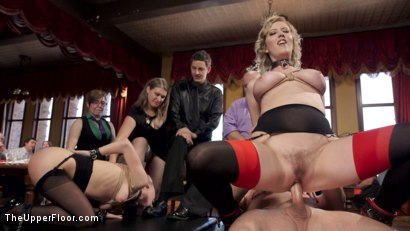 Photo number 21 from Young Anal Slut Trained in Cock Worship shot for The Upper Floor on Kink.com. Featuring Cherry Torn, John Strong and Alina West in hardcore BDSM & Fetish porn.