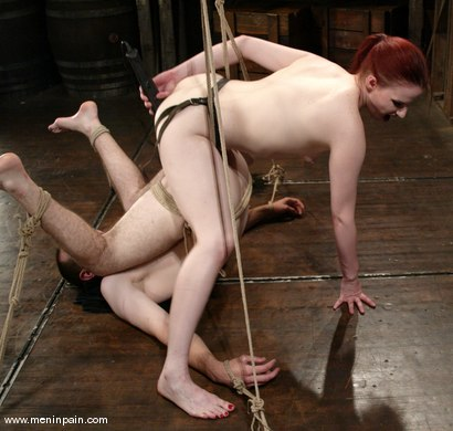 Photo number 12 from Claire Adams and Nomad shot for Men In Pain on Kink.com. Featuring Nomad and Claire Adams in hardcore BDSM & Fetish porn.