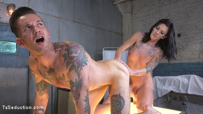 Photo number 1 from A Deadly Perversion: Her cock owns your soul! shot for TS Seduction on Kink.com. Featuring Morgan Bailey and Will Havoc in hardcore BDSM & Fetish porn.