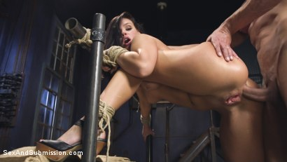 Photo number 14 from Roxy Raye's Extreme Anal Fisting Submission  shot for Sex And Submission on Kink.com. Featuring Roxy Raye and Marco Banderas in hardcore BDSM & Fetish porn.