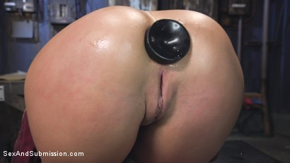 Photo number 7 from Roxy Raye's Extreme Anal Fisting Submission  shot for Sex And Submission on Kink.com. Featuring Roxy Raye and Marco Banderas in hardcore BDSM & Fetish porn.