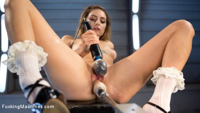 Photo number 1 from The Perfect Girl Next Door is Machine Fucked shot for Fucking Machines on Kink.com. Featuring Missy Minks in hardcore BDSM & Fetish porn.
