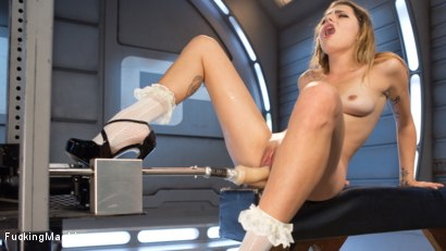 Photo number 2 from The Perfect Girl Next Door is Machine Fucked shot for Fucking Machines on Kink.com. Featuring Missy Minks in hardcore BDSM & Fetish porn.