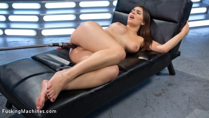 Photo number 1 from ALL ANAL ALL DAY!!!! shot for Fucking Machines on Kink.com. Featuring Valentina Nappi in hardcore BDSM & Fetish porn.