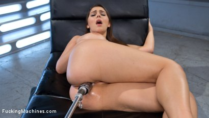 Photo number 15 from ALL ANAL ALL DAY!!!! shot for Fucking Machines on Kink.com. Featuring Valentina Nappi in hardcore BDSM & Fetish porn.