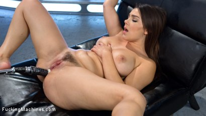 Photo number 4 from ALL ANAL ALL DAY!!!! shot for Fucking Machines on Kink.com. Featuring Valentina Nappi in hardcore BDSM & Fetish porn.