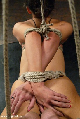 Photo number 10 from LieLani shot for Hogtied on Kink.com. Featuring LieLani in hardcore BDSM & Fetish porn.