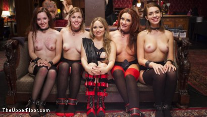 Photo number 27 from Hot Kinky Slave Orgy  shot for The Upper Floor on Kink.com. Featuring Aiden Starr, Mickey Mod, Marco Banderas, Ella Nova , Joseline Kelly, Ember Stone and Savannah Fox in hardcore BDSM & Fetish porn.
