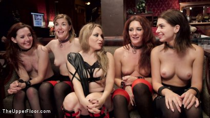 Photo number 9 from Anal Slut Slaves Serve a BDSM Swingers Orgy  shot for The Upper Floor on Kink.com. Featuring Aiden Starr, Mickey Mod, Marco Banderas, Ella Nova , Joseline Kelly, Ember Stone and Savannah Fox in hardcore BDSM & Fetish porn.