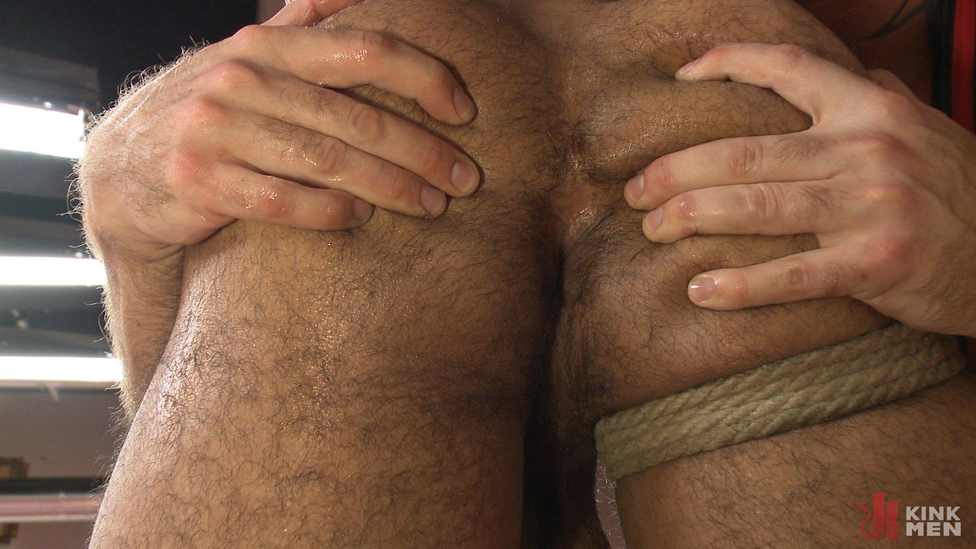 Photo number 13 from Rikk York gets slammed to the mat and edged shot for Men On Edge on Kink.com. Featuring Rikk York in hardcore BDSM & Fetish porn.