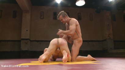 Photo number 7 from Chris Burke vs. Connor Patricks shot for Naked Kombat on Kink.com. Featuring Connor Patricks and Chris Burke in hardcore BDSM & Fetish porn.