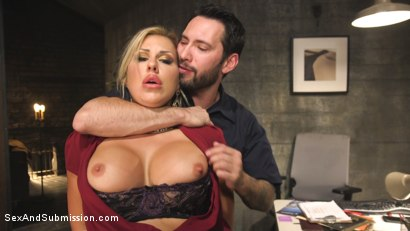 Photo number 3 from A Dangerous Load shot for Sex And Submission on Kink.com. Featuring Savana Styles and Tommy Pistol in hardcore BDSM & Fetish porn.