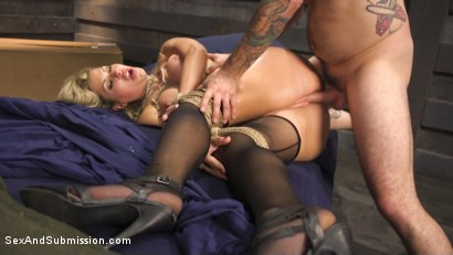Photo number 9 from A Dangerous Load shot for Sex And Submission on Kink.com. Featuring Savana Styles and Tommy Pistol in hardcore BDSM & Fetish porn.