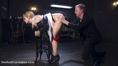 Photo number 4 from Taking Down a Club Slut shot for Sex And Submission on Kink.com. Featuring Dahlia Sky and Mark Wood in hardcore BDSM & Fetish porn.