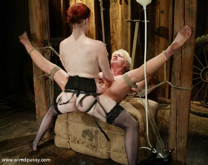 Photo number 12 from Claire Adams and Missy Monroe shot for Wired Pussy on Kink.com. Featuring Missy Monroe and Claire Adams in hardcore BDSM & Fetish porn.