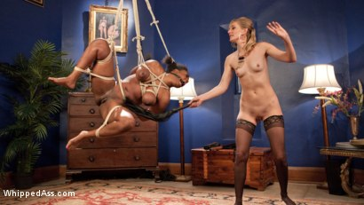 Photo number 6 from Kinky Call Girl: Spanked, fisted, and anally strap-on fucked! shot for Whipped Ass on Kink.com. Featuring Mona Wales and Lisa Tiffian in hardcore BDSM & Fetish porn.