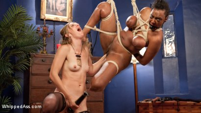 Photo number 8 from Kinky Call Girl: Spanked, fisted, and anally strap-on fucked! shot for Whipped Ass on Kink.com. Featuring Mona Wales and Lisa Tiffian in hardcore BDSM & Fetish porn.