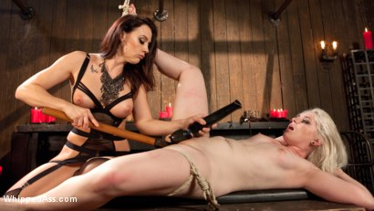 Photo number 7 from Chanel Preston's Hot New Play Thing shot for Whipped Ass on Kink.com. Featuring Chanel Preston and Dresden in hardcore BDSM & Fetish porn.