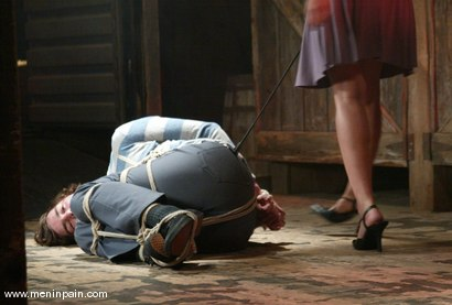 Photo number 1 from Annie Cruz and Dorian shot for Men In Pain on Kink.com. Featuring Dorian and Annie Cruz in hardcore BDSM & Fetish porn.