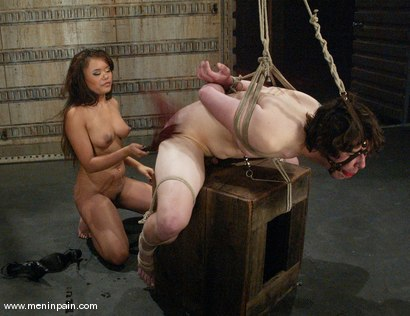 Photo number 6 from Annie Cruz and Dorian shot for Men In Pain on Kink.com. Featuring Dorian and Annie Cruz in hardcore BDSM & Fetish porn.