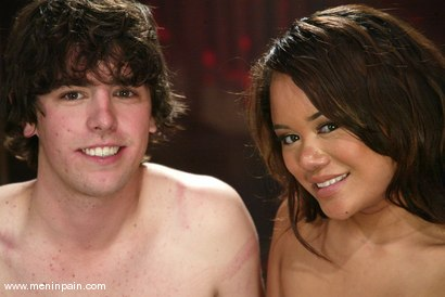 Photo number 15 from Annie Cruz and Dorian shot for Men In Pain on Kink.com. Featuring Dorian and Annie Cruz in hardcore BDSM & Fetish porn.