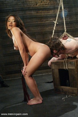 Photo number 8 from Annie Cruz and Dorian shot for Men In Pain on Kink.com. Featuring Dorian and Annie Cruz in hardcore BDSM & Fetish porn.