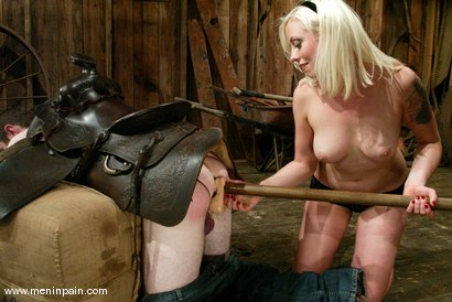 Photo number 6 from Nomad and Lorelei Lee shot for Men In Pain on Kink.com. Featuring Nomad and Lorelei Lee in hardcore BDSM & Fetish porn.