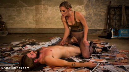Photo number 15 from Mona Wales lifts, tosses and fucks trucker pervert! shot for Divine Bitches on Kink.com. Featuring Nathan Bronson and Mona Wales in hardcore BDSM & Fetish porn.