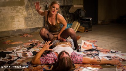 Photo number 14 from Mona Wales lifts, tosses and fucks trucker pervert! shot for Divine Bitches on Kink.com. Featuring Nathan Explosion and Mona Wales in hardcore BDSM & Fetish porn.