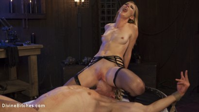 Photo number 9 from Sadistic Barbie Breaks Ken Doll shot for Divine Bitches on Kink.com. Featuring Daniel Lament and Mona Wales in hardcore BDSM & Fetish porn.