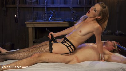 Photo number 11 from Sadistic Barbie Breaks Ken Doll shot for Divine Bitches on Kink.com. Featuring Daniel Lament and Mona Wales in hardcore BDSM & Fetish porn.