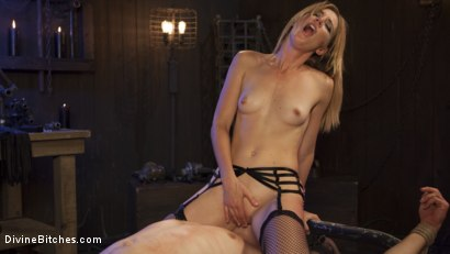 Photo number 13 from Sadistic Barbie Breaks Ken Doll shot for Divine Bitches on Kink.com. Featuring Daniel Lament and Mona Wales in hardcore BDSM & Fetish porn.