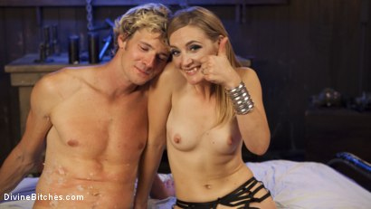 Photo number 1 from Sadistic Barbie Breaks Ken Doll shot for Divine Bitches on Kink.com. Featuring Daniel Lament and Mona Wales in hardcore BDSM & Fetish porn.