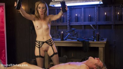 Photo number 30 from Sadistic Barbie Breaks Ken Doll shot for Divine Bitches on Kink.com. Featuring Daniel Lament and Mona Wales in hardcore BDSM & Fetish porn.