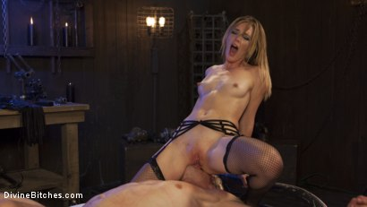 Photo number 12 from Sadistic Barbie Breaks Ken Doll shot for Divine Bitches on Kink.com. Featuring Daniel Lament and Mona Wales in hardcore BDSM & Fetish porn.