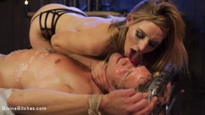 Photo number 24 from Sadistic Barbie Breaks Ken Doll shot for Divine Bitches on Kink.com. Featuring Daniel Lament and Mona Wales in hardcore BDSM & Fetish porn.