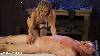 Photo number 26 from Sadistic Barbie Breaks Ken Doll shot for Divine Bitches on Kink.com. Featuring Daniel Lament and Mona Wales in hardcore BDSM & Fetish porn.