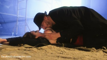 Photo number 2 from Mila's Captive Fantasy shot for Sex And Submission on Kink.com. Featuring Mila Brite and Xander Corvus in hardcore BDSM & Fetish porn.
