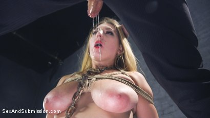 Photo number 7 from Mila's Captive Fantasy shot for Sex And Submission on Kink.com. Featuring Mila Brite and Xander Corvus in hardcore BDSM & Fetish porn.