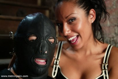 Photo number 15 from Joshua and Jasmine Byrne shot for Men In Pain on Kink.com. Featuring Joshua and Jasmine Byrne in hardcore BDSM & Fetish porn.