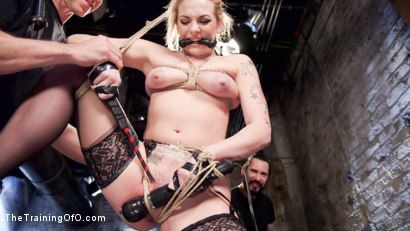 Photo number 2 from Dahlia Sky's Anal Pain and Pleasure shot for The Training Of O on Kink.com. Featuring Dahlia Sky and Tommy Pistol in hardcore BDSM & Fetish porn.